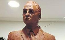 Severo Ochoa, en bronce por su aniversario
