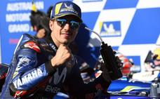 Maverick Viñales: «Espero que en Yamaha vean que pueden ganar carreras conmigo»