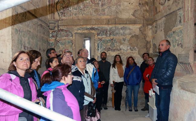 Bendueños se promociona en un congreso internacional de paisajes culturales en Zamora