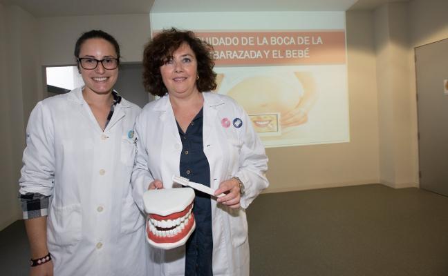 La comarca acoge un programa piloto para prevenir caries en dientes de leche