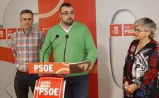 Barbón: «Hay pulsión de cambio en Gijón y sensación de fin de ciclo de Carmen Moriyón»