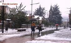 Vídeo: Asturias, con la misma temperatura que Alaska