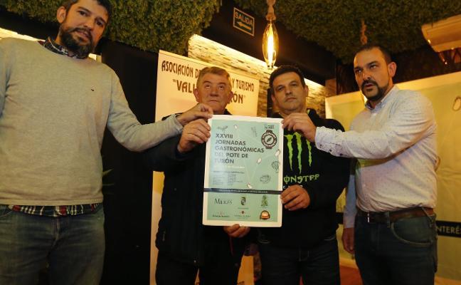 Turón organizará el día 26 su segundo concurso para saborear el pote perfecto