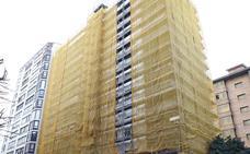 La partida para ayudas a fachadas centra el debate del presupuesto de Urbanismo
