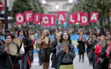 El Principado pide perdón a una ciudadana a la que se le dijo por teléfono que no usase el asturiano