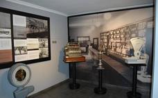 Hunosa dedica en Sotón un espacio expositivo a la historia de los economatos