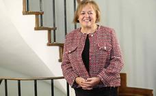 Rosa Menéndez, Premio a la Excelencia Química 2018 por su «ejemplar» trayectoria