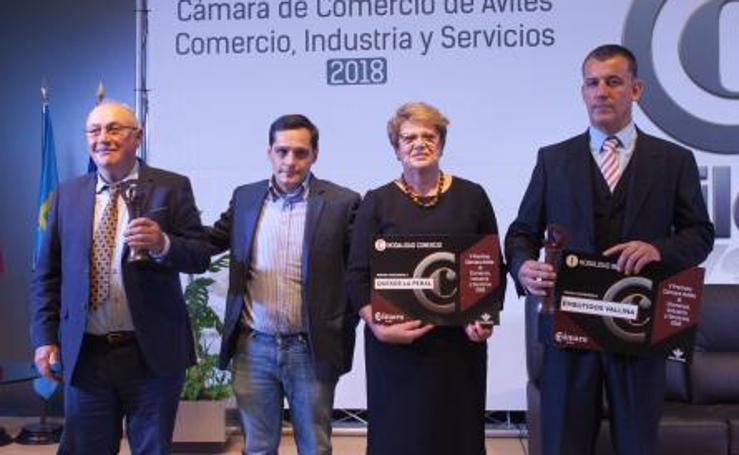 Premios de la Cámara de Comercio