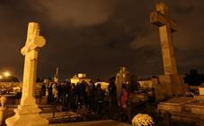 El 29% de los entierros en La Carriona ya son de cenizas