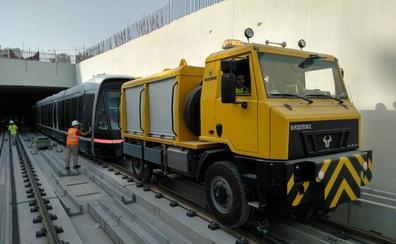 Asistencia integral para el tren en cuatro continentes