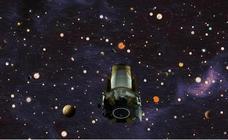 La NASA 'jubila' el telescopio espacial Kepler