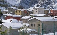 Asturias sale del temporal tras soportar un frío que batió récords