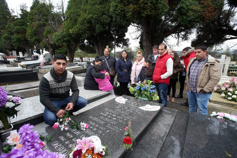 El cementerio de Oviedo cumple con la tradición