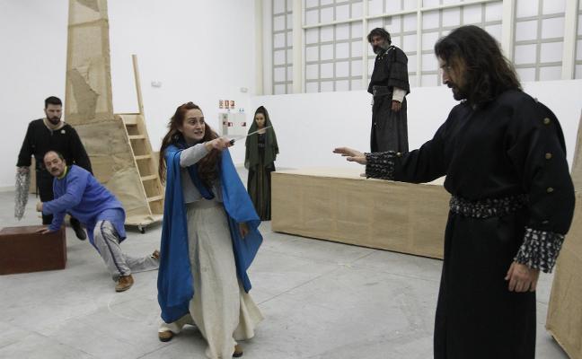 'El Pelayo', una peli de acción medieval