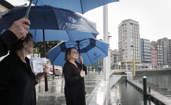 El temporal y la falta de conexiones aéreas disminuyen las reservas hoteleras en Asturias