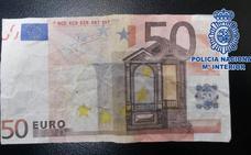 Detenido por fotocopiar billetes de 20 y 50 euros y pagar en bares de El Llano y Laviada