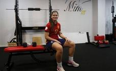 María Méndez: «El del CD Lugo era un partido marcado en rojo»