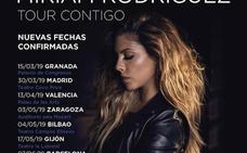 Miriam Rodríguez, de 'OT 2017', dará un concierto en Gijón
