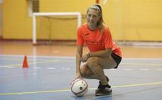 Rodiles FS | Sonia Alonso: «Disfruto con cada gol o punto que sumamos»
