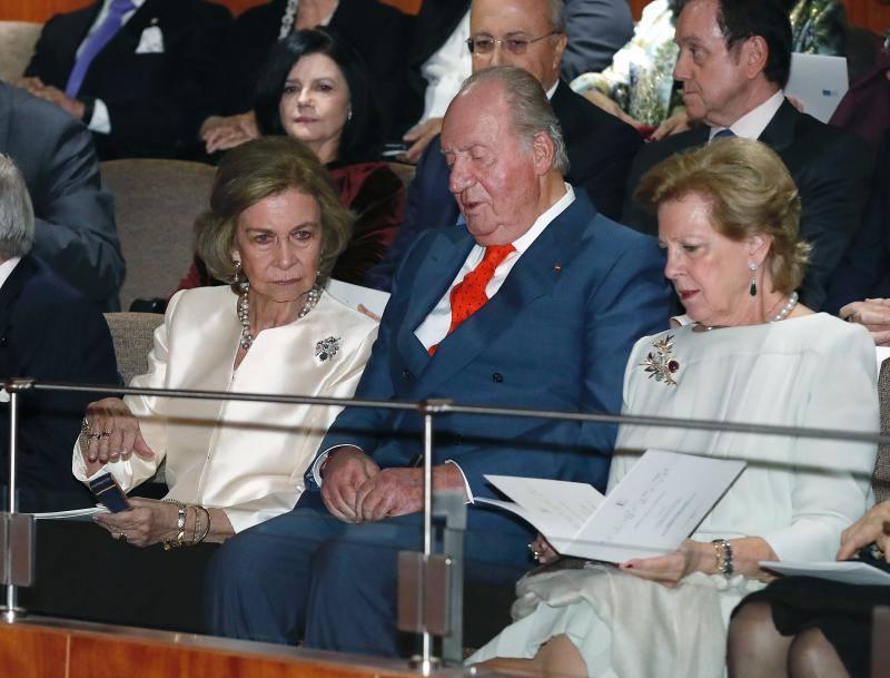 Así celebró su 80 cumpleaños la Reina Sofía