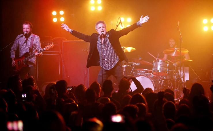 Tarque presenta en Gijón su primer disco en solitario