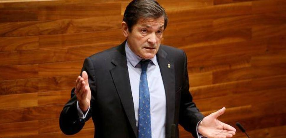 Javier Fernández urge a la izquierda a orillar sus «cuitas particulares» y pactar el presupuesto