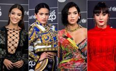 Glamour y reivindicación en LOS40 Music Awards 2018