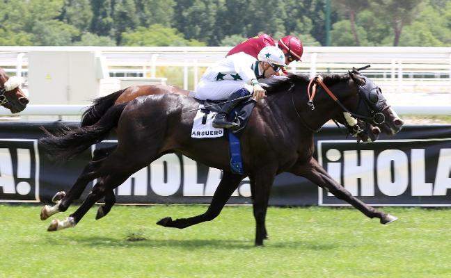 'Argüero', el caballo maliayo que bate todos los récords