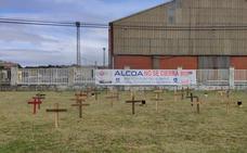 El Gobierno pedirá a Mittal colaboración para captar un inversor para las plantas de Alcoa