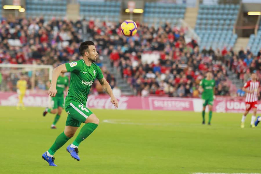 Repasamos las imágenes del Almería 2-1 Sporting