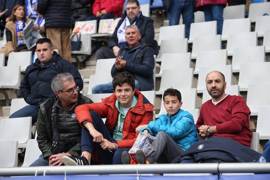 ¿Estuviste en el Real Oviedo 1-1 Mallorca?