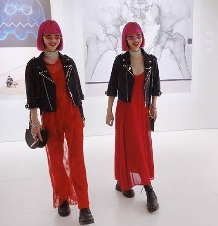 Ami y Aya, las nuevas 'it girls' de origen asiático