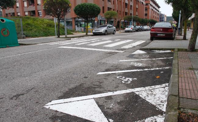 Piedras Blancas aumenta los aparcamientos para motos