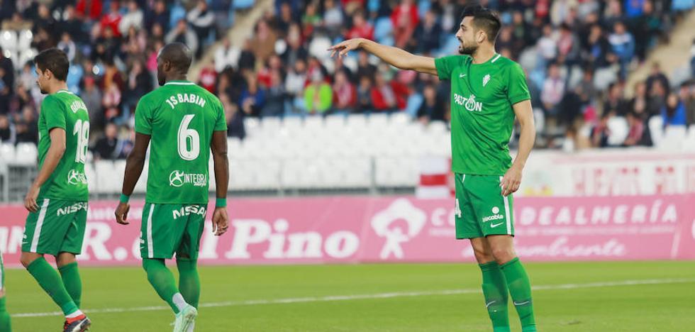 Álex Pérez: «No podemos excusarnos en el árbitro»