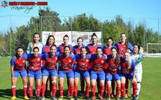 El Gijón FF busca su primera victoria en casa
