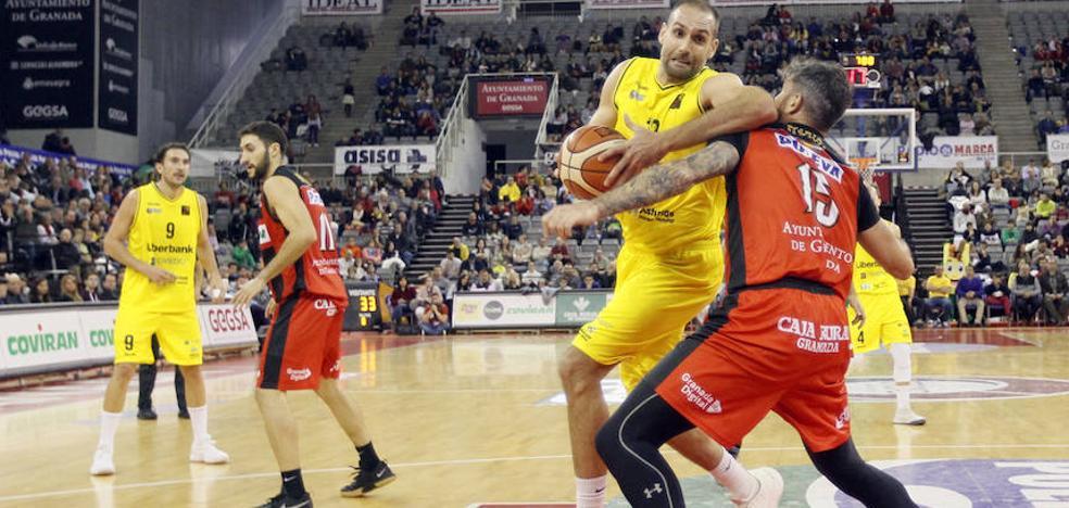 El Oviedo Baloncesto avanza paso firme como visitante