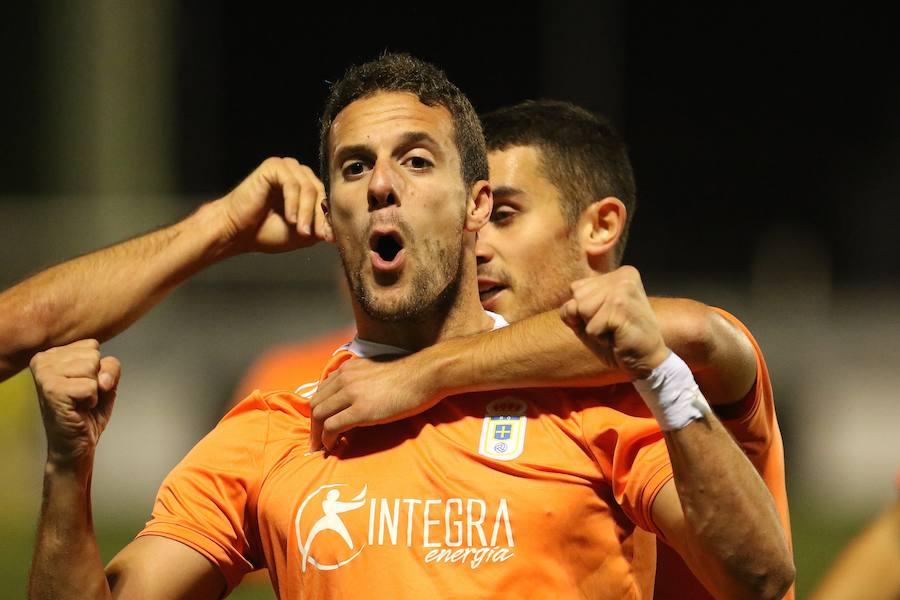 Gernika 1-1 Real Oviedo Vetusta, en imágenes