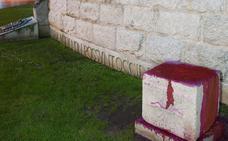 Los últimos símbolos franquistas en Oviedo