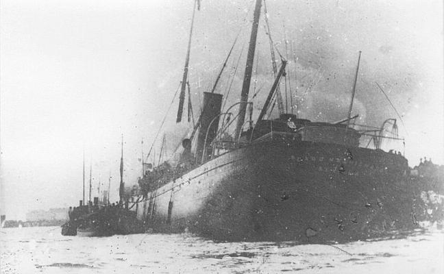 El 'Machichaco', la mayor tragedia civil del siglo XIX