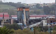 ArcelorMittal recuperará todas las baterías de cok de Avilés dañadas en el incendio