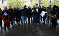Las compañías profesionales de teatro piden la dimisión del consejero y el viceconsejero de Cultura