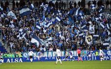 El Real Oviedo se enfrentará a Las Palmas el 2 de diciembre a las 20.30 horas