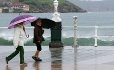 Las lluvias más intensas del país mantienen la alerta en Asturias