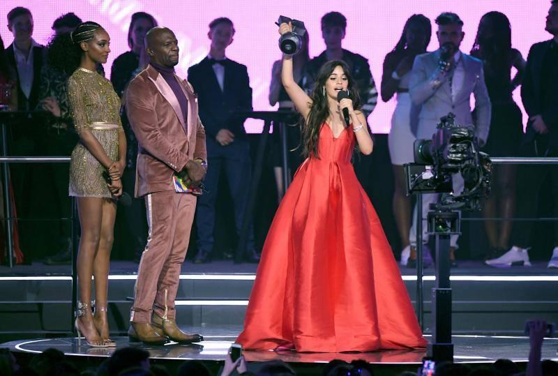 Las imágenes más divertidas de los MTV European Music Awards