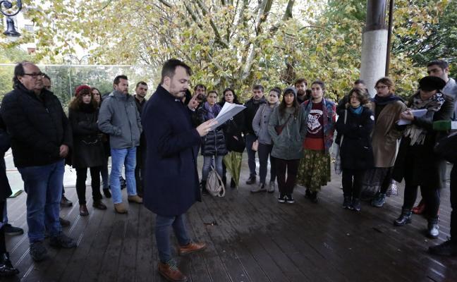 Las compañías de teatro piden la dimisión del consejero y el viceconsejero de Cultura