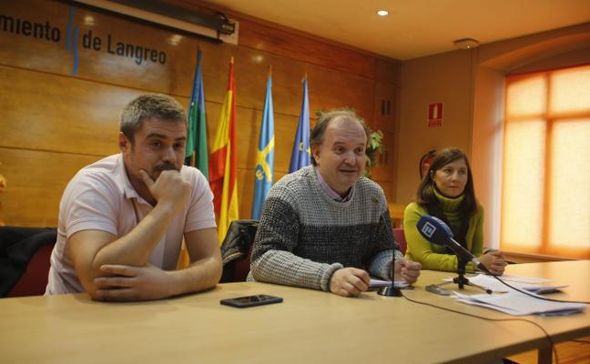IU, Somos y Equo presentarán una candidatura conjunta en Langreo