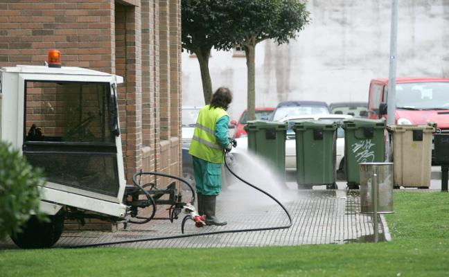 IU descarta recuperar la gestión pública del servicio de limpieza