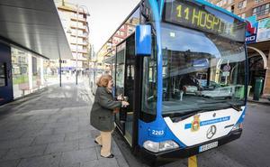 Los autobuses públicos de Avilés serán gratuitos para asistir a la manifestación de Alcoa