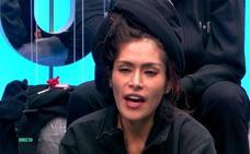 'GH VIP': La bronca que podría costarle a Miriam la expulsión