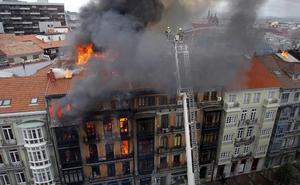 El Consejo Consultivo no ve responsabilidad municipal en los daños del incendio de Uría